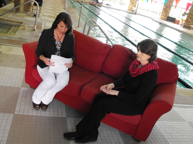 St. Vincent's One Nineteen hosts special Red Couch promo